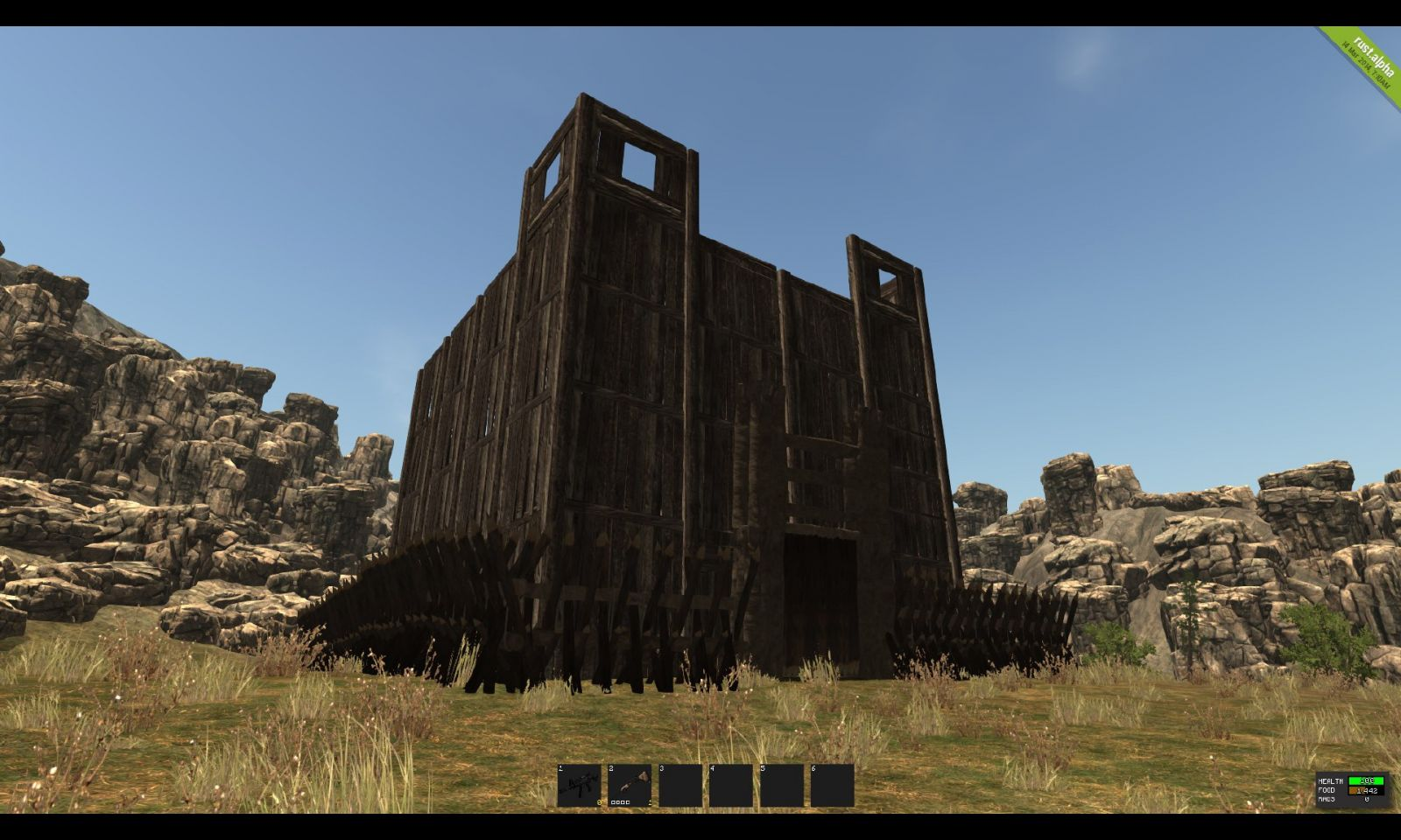 Fort Mustard